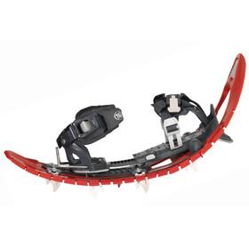 TSL Symbioz Elite - Raquetas de nieve de aluminio - S rojo/negro